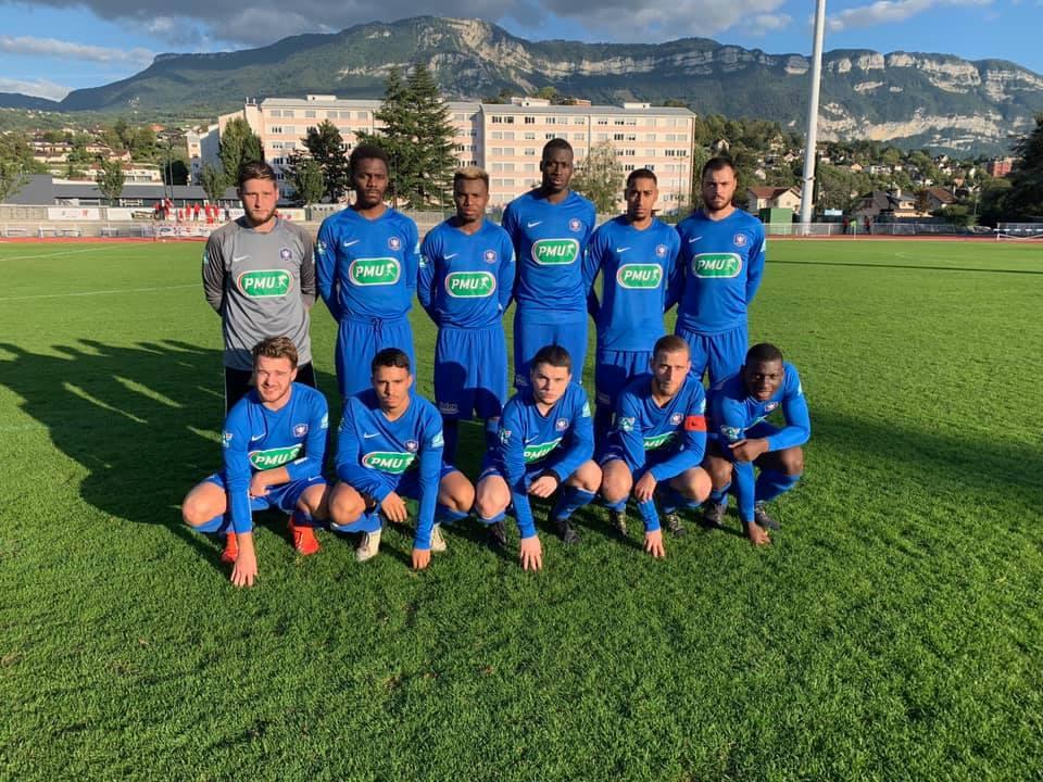 Le FC Lyon et Vénissieux accèdent en Régional 1 !
