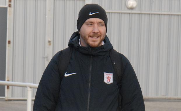 """Sébastien Dodille (FC Lyon) : """"Nous avançons humblement et sereinement !"""""""