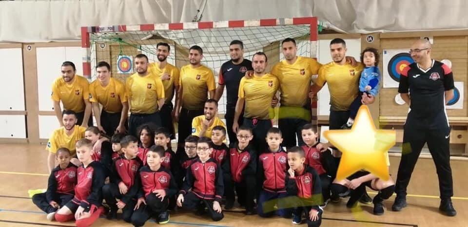 Montée historique au FC Vaulx Futsal