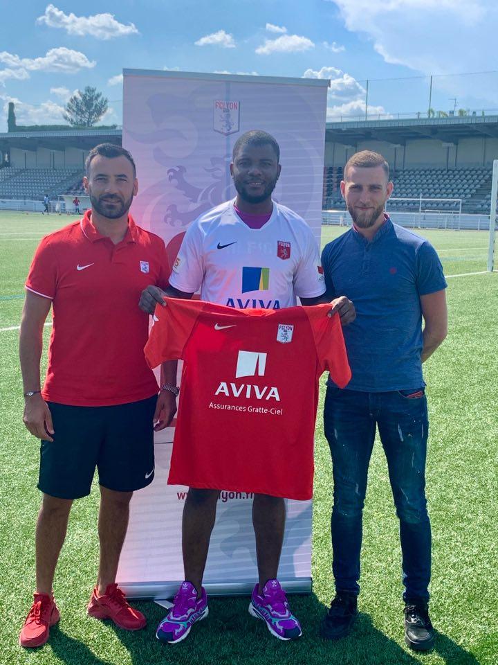 Cris Kissakanda de retour au FC Lyon