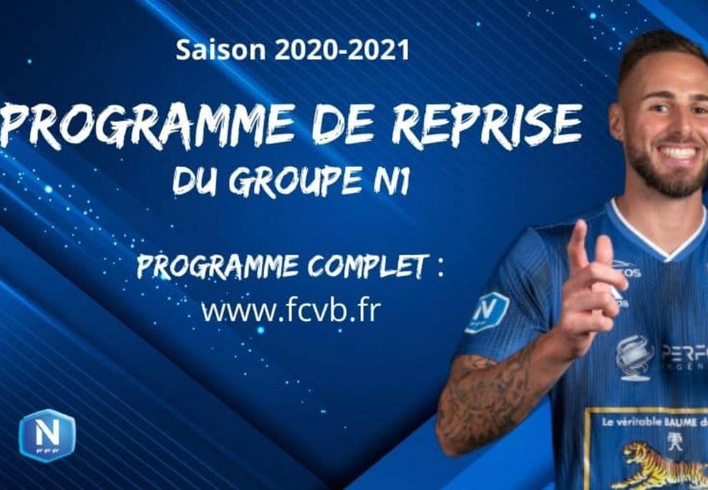 Le programme des matchs amicaux du FC Villefranche Beaujolais