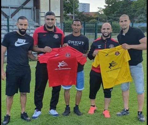 3 nouvelles arrivées au FC Vaulx-en-Velin pour le groupe N3