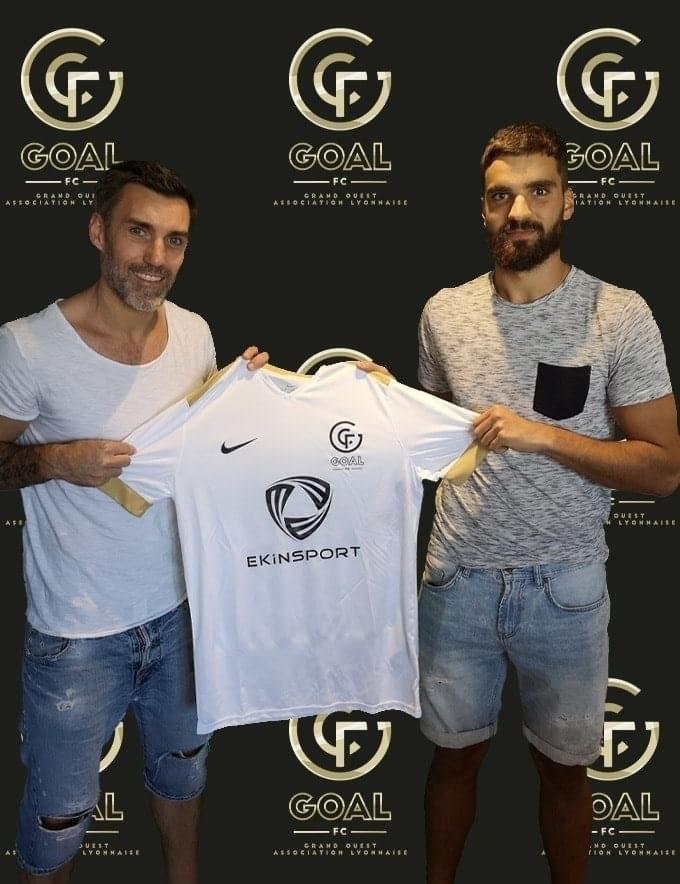 Un nouveau gardien rejoint le GOAL FC