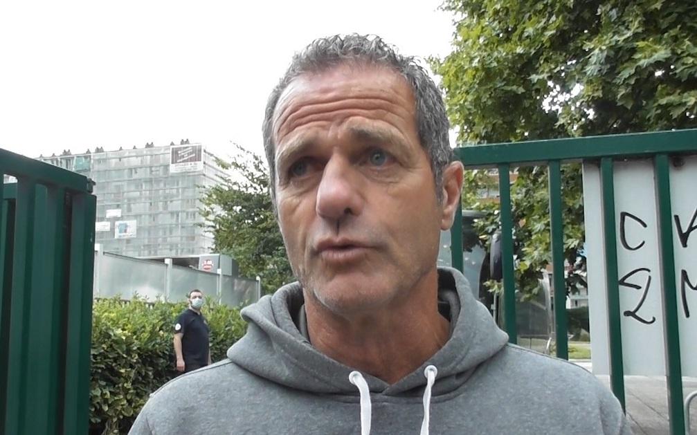 La réaction de Philippe Hinschberger après GF38 - Sporting Club Lyon (1-0)