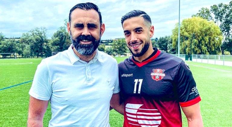 Elyad Azouz (Sud Lyonnais) : «Le courant est très vite passé»