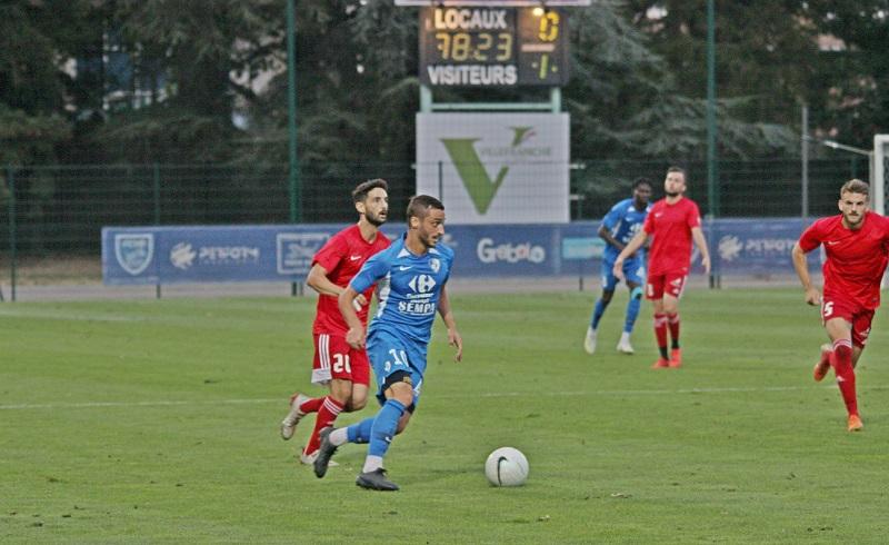 FC Villefranche Beaujolais - Grenoble Foot 38 (0-2) : le résumé vidéo