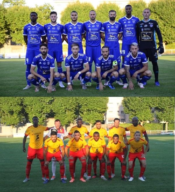 [Vidéo] Le résumé de SC Lyon - Villefranche (2-2)