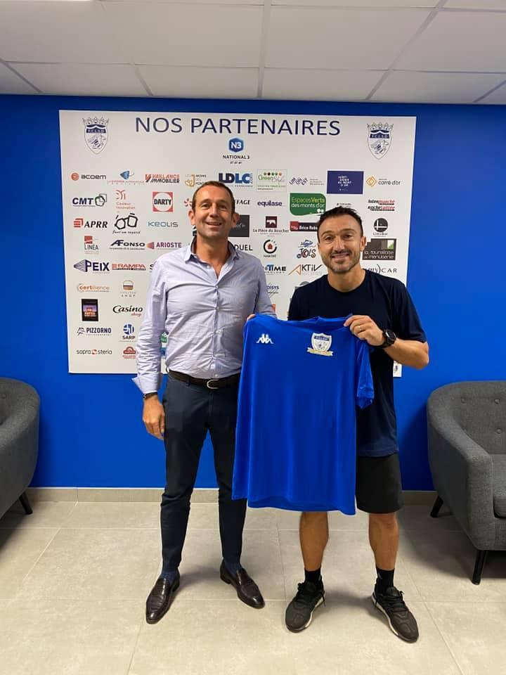[Mercato] Steed Malbranque rejoint le FC Limonest Saint-Didier !