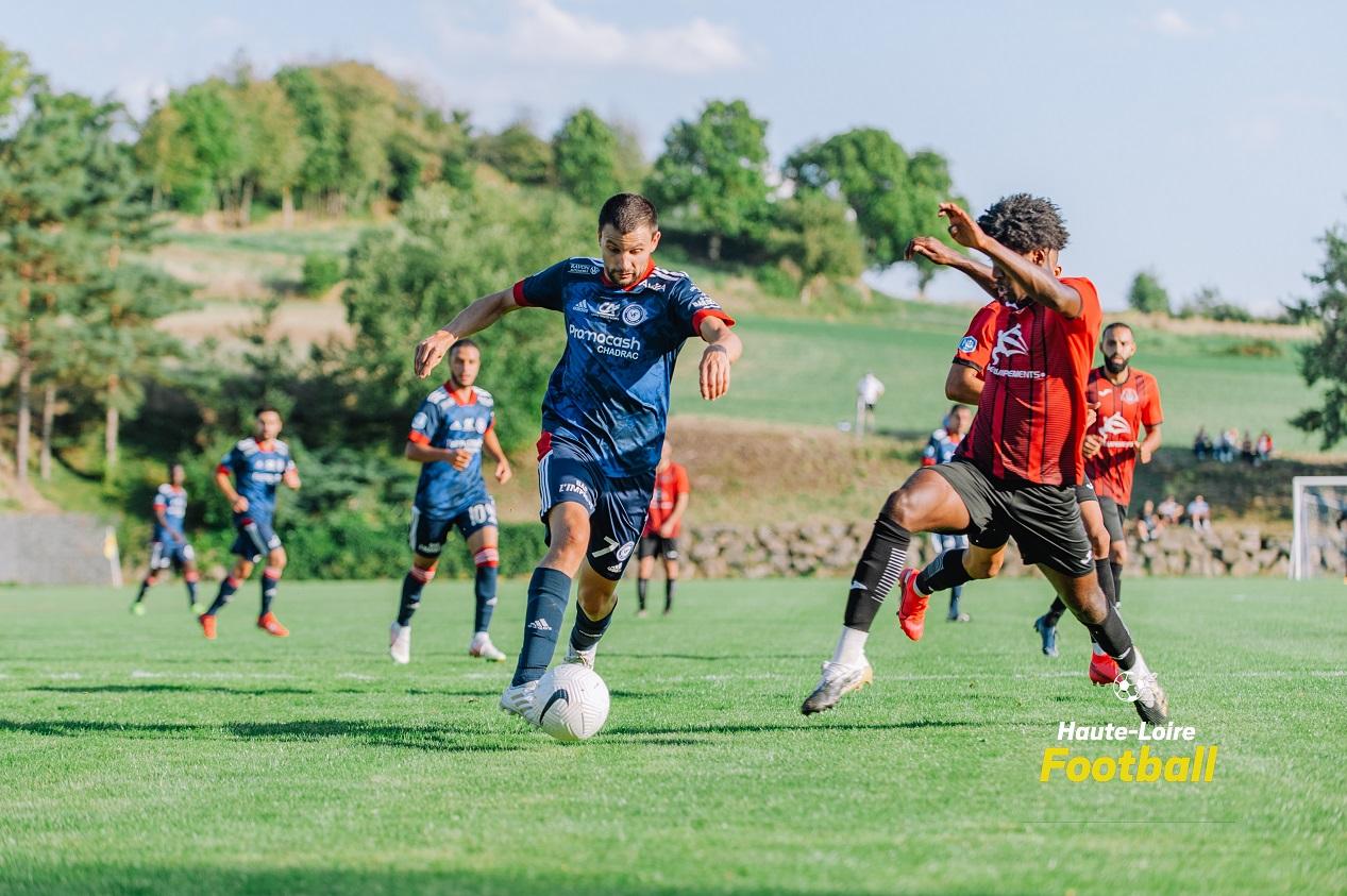 [Photos] La victoire de Vaulx-en-Velin à Velay en images
