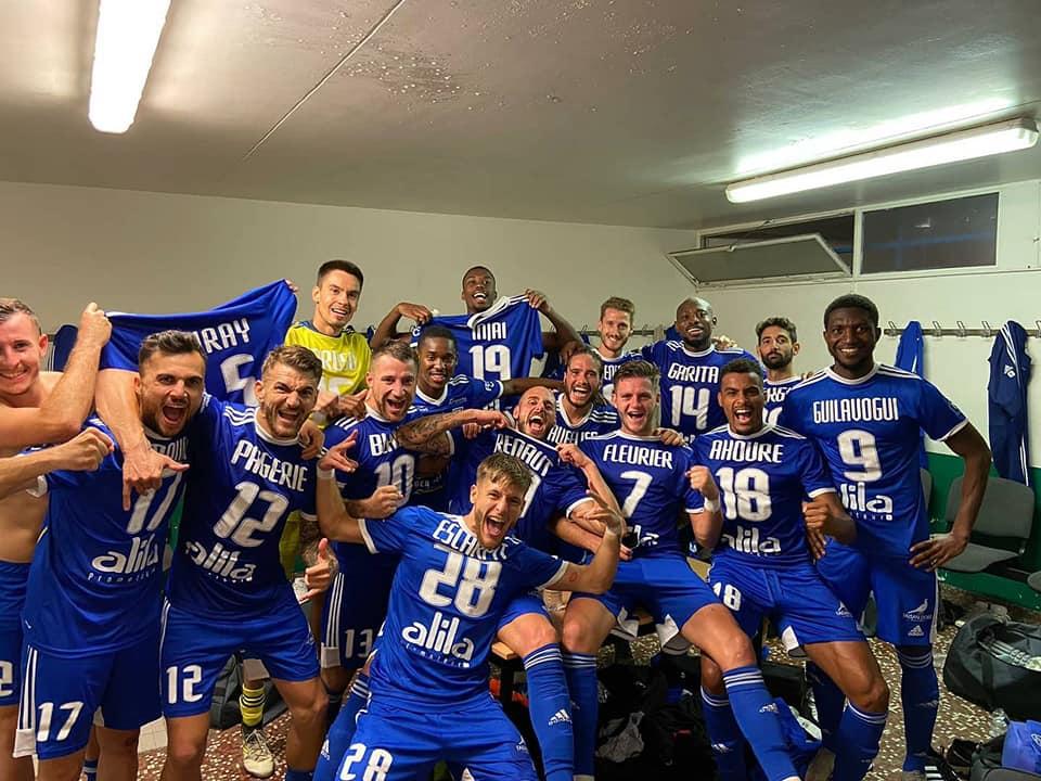 Crédit : FC Villefranche Beaujolais (page facebook)
