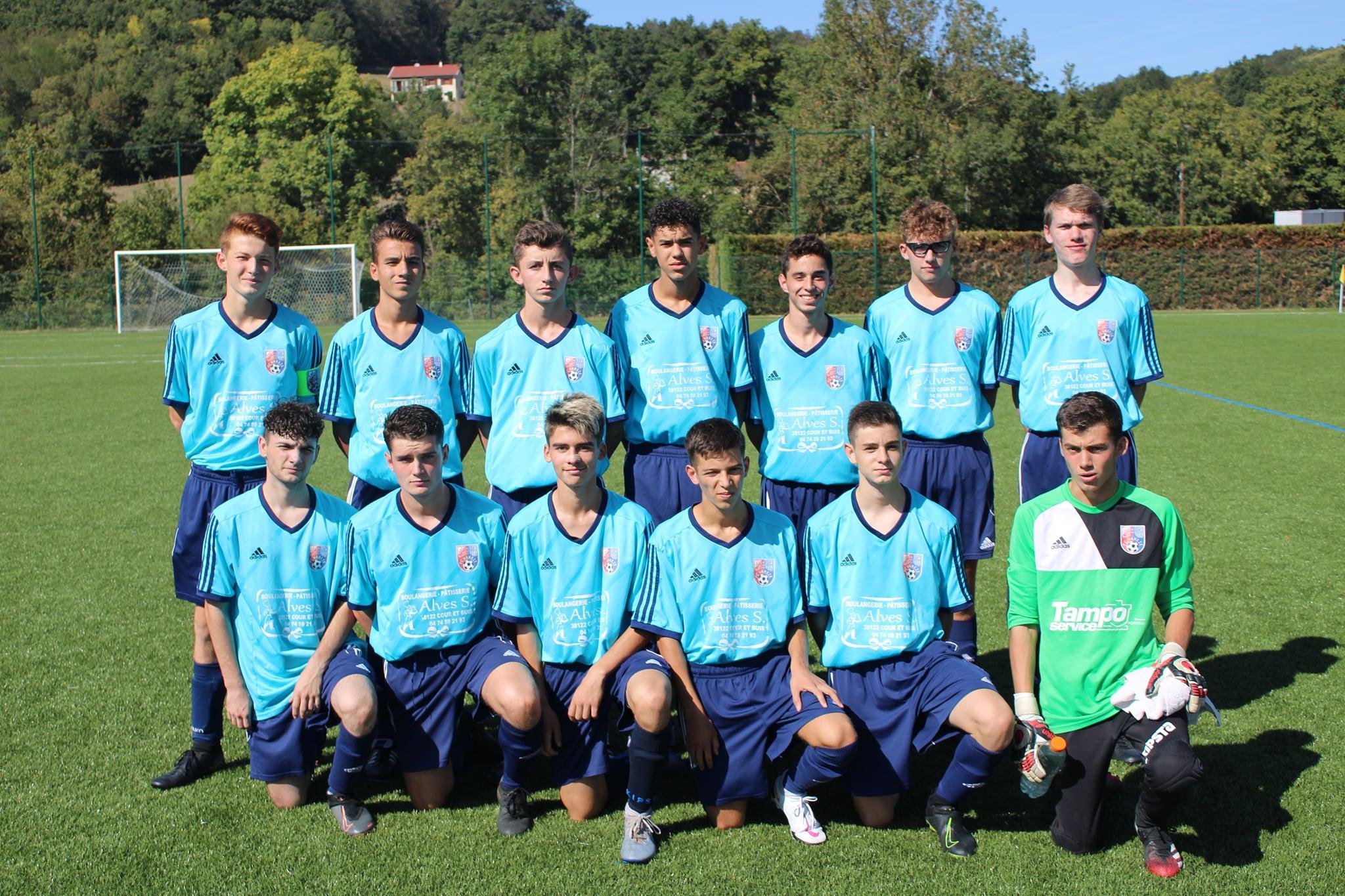 Crédit photo : FC Vareze