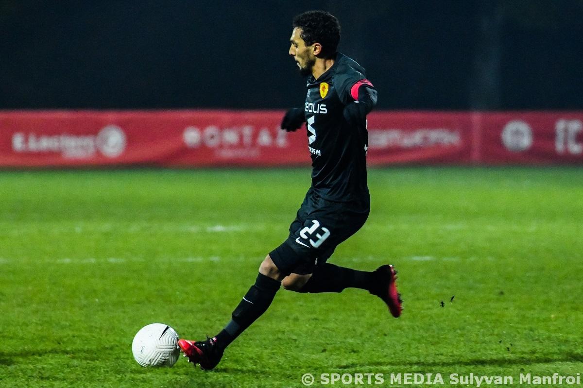 [Photos] FC Annecy - SC Lyon (1-1)