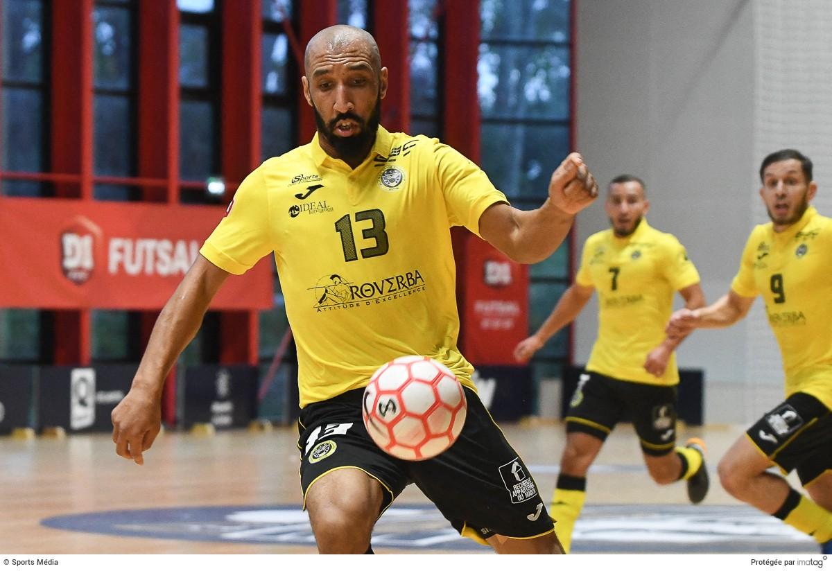 Première victoire de la saison pour le FC Chavanoz en D1 futsal
