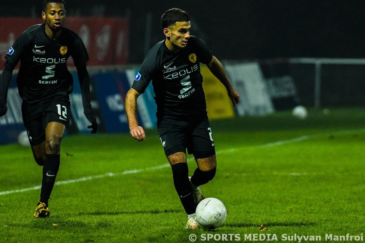 SC Lyon : le groupe face à l'US Boulogne