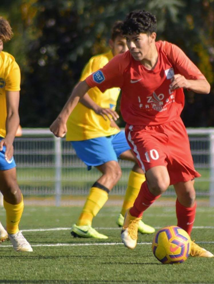Sébastien Dodille (FC Lyon) nous présente la Section Sportive Elite