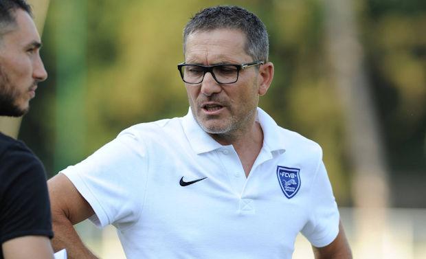 Alain Pochat mis à pied par le FC Villefranche Beaujolais