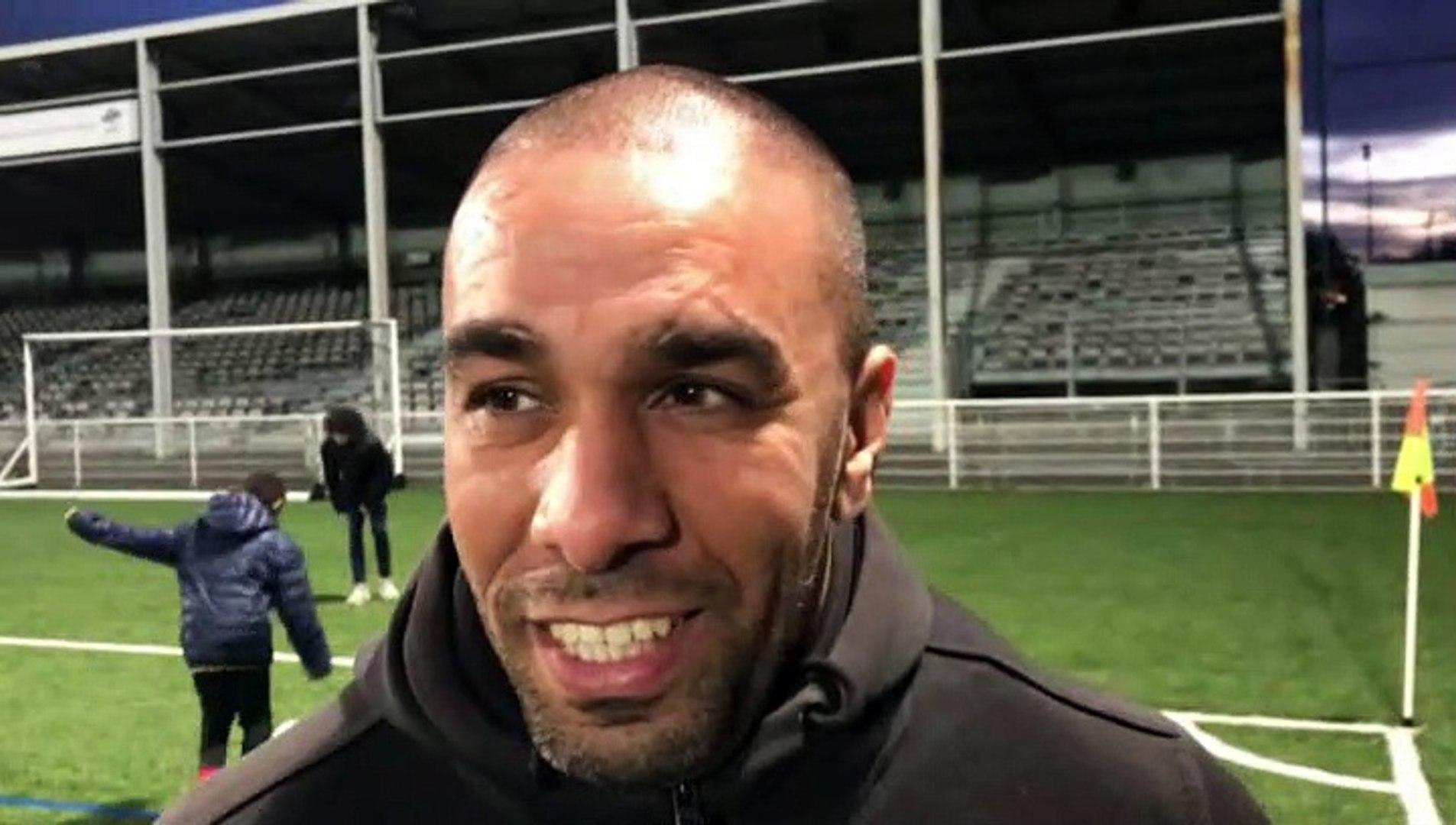 Yacine Hima nouvel entraîneur du FC Lyon