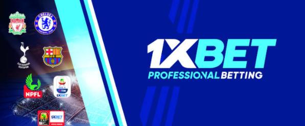 1xBet app : le monde des jeux et paris à partir de votre smartphone !