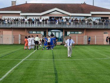 FC Colombier Satolas : 400 personnes pour un match de coupe du Rhône U15