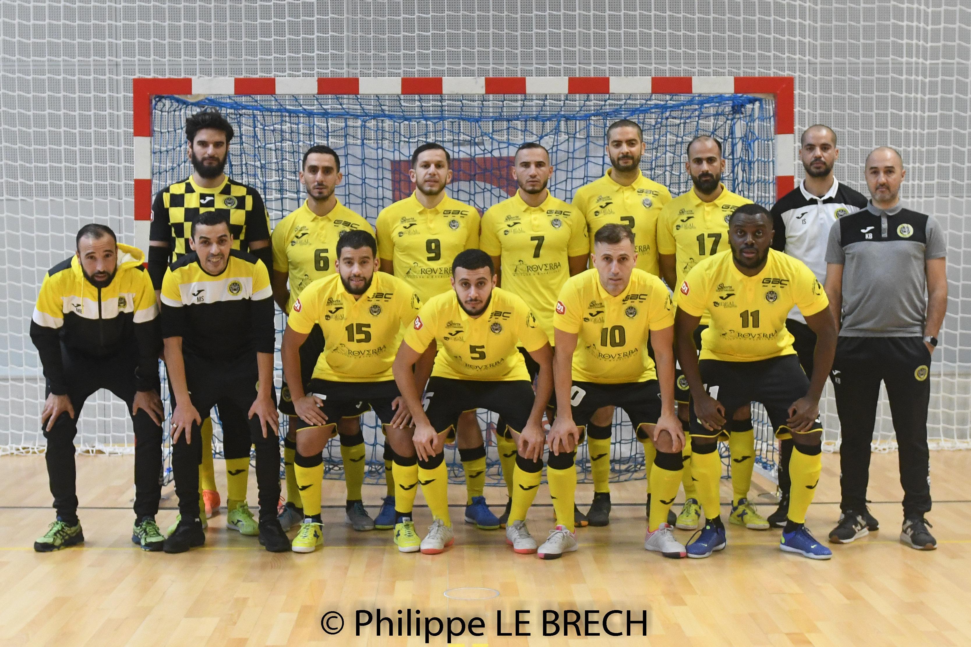 [Futsal] Chavanoz officiellement relégué en D2