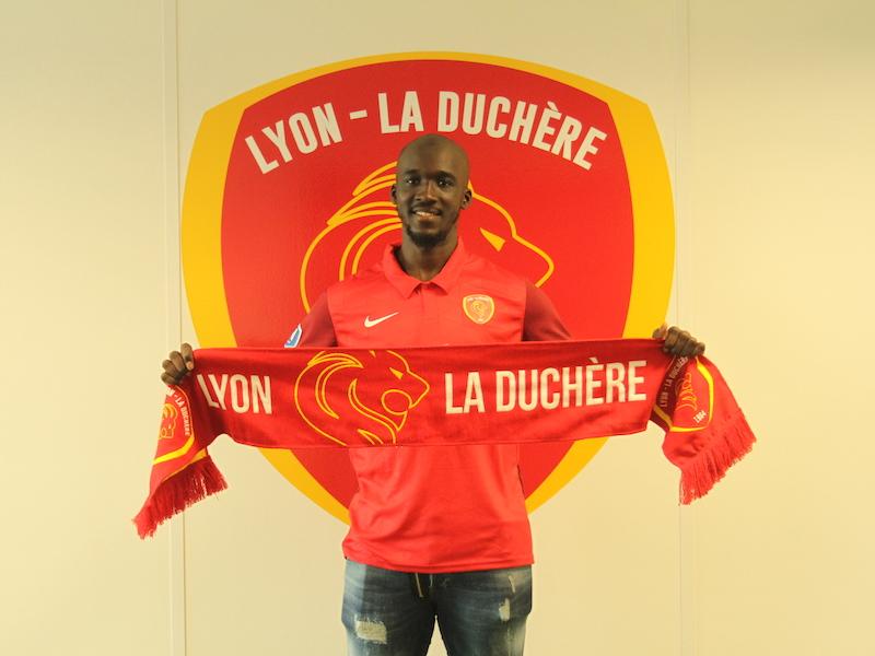 Lyon La Duchère : un joueur formé à Reims débarque