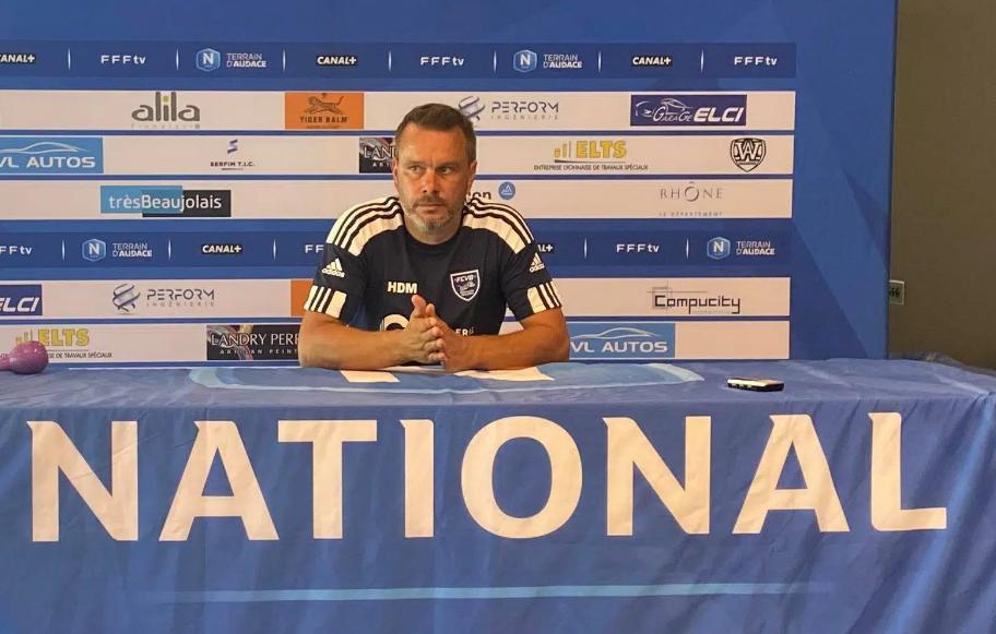 Hervé Della Maggiore (Villefranche) : « Le Red Star reste très compétitif »