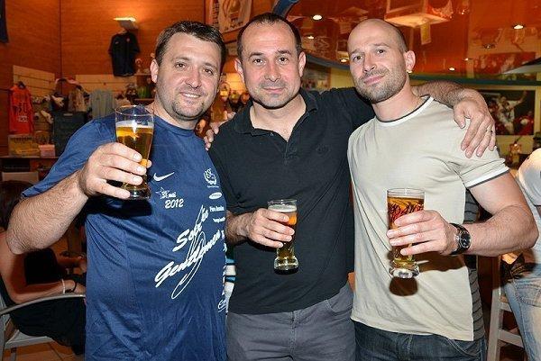 Avec Séb Bellisi et Séb Socié
