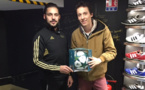 Espace Foot - Caspard JOURNET (SC Maccabi Villeurbanne) récompensé...