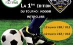 Jeunes (U10-U11-U12-U13) - Tournoi interclub Indoor le 15 avril