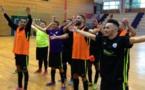 Coupe nationale futsal - L'AS MARTEL CALUIRE se balade