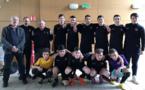 Futsal Jeunes (Coupe Rhône-Alpes) - Deux finalistes mais pas de vainqueur