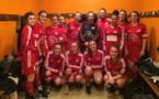 Féminines à 8 - Le FC SAVIGNY a soif d'apprendre