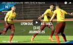 Vidéo - Le résumé de LYON-DUCHERE AS - US Créteil-Lusitanos