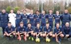 U19 PL - Le CHAPONNAY MARENNES est en bonne santé