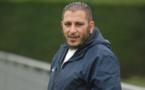 Mourad Boulemtafes, l'entraîneur de l'Olympique Belleroche