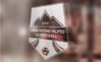 Inter Ligues U15 - 9 rhodaniens dans la liste des 18 Rhône-Alpes