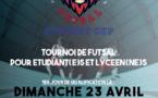 Futsal Outdoor - Participez à la 1ere Student Cup