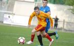 Rouvière a inscrit un but d'anthologie samedi avec l'AS Saint-Priest, son deuxième de la saison à ce niveau en plus des dix-huit avec a réserve