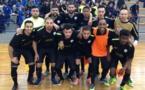 DH Futsal – Et si MARTEL-CALUIRE était la tortue ?