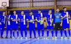 DH Futsal - Championne l'AS MINGUETTES !