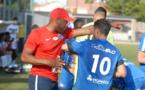 Landry Ndzana a coaché la réserve ce week-end à l'UGA Décines