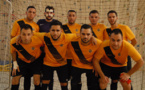 Futsal Saône Mont d'Or a été le premier a faire tomber l'AS Minguettes cette saison