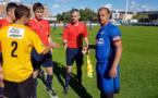 CFA2 - Petit match entre amis et festival en Bresse
