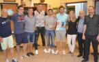 L'équipe emmenée par Jérémie Berthod a remporté la dixième édition des Gentlemen du Foot-Souvenir Aîssa Boussouar