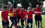 Première Division (Poule B) - Lyon Croix-Rousse Foot champion !