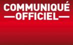 COMMUNIQUE - Un club risque de disparaître !