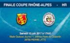 Finale Coupe Rhône-Alpes - Suivez MDA CHASSELAY B - FC ECHIROLLES en direct VIDEO