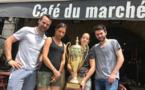 Partenaire - La Coupe Rhône-Alpes au CAFÉ du MARCHE