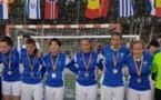 Insolite - Une ABRESLOISE vice championne du Monde de Futsal !