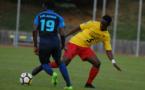 N'Diaye a connu sa première défaite officielle avec Lyon-Duchère AS cette saison